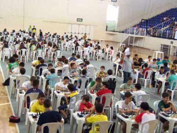 Brasileiro de Xadrez é sucesso na Arena Olímpica - JORNAL DO SUDOESTE 29 ANOS