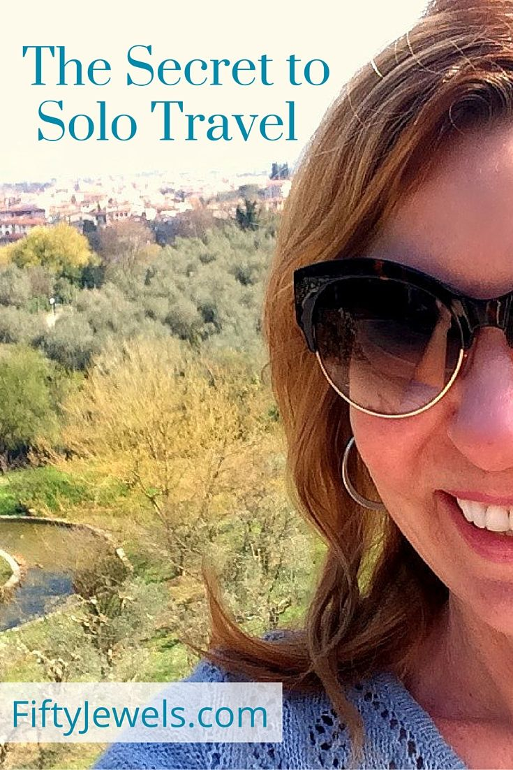 I just spent 2 months in Italy, alone. Learn my secret for happy Solo Travel!