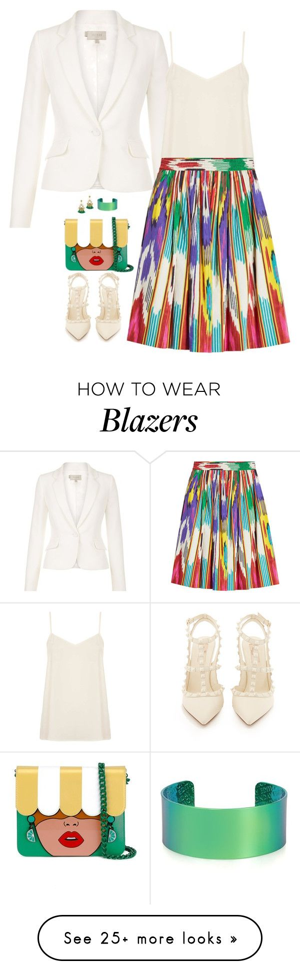 """""""Untitled #7677"""" by miki006 on Polyvore featuring Hobbs, Topshop, Etro, Monday Edition, Yazbukey, Valentino and Elizabeth Cole"""