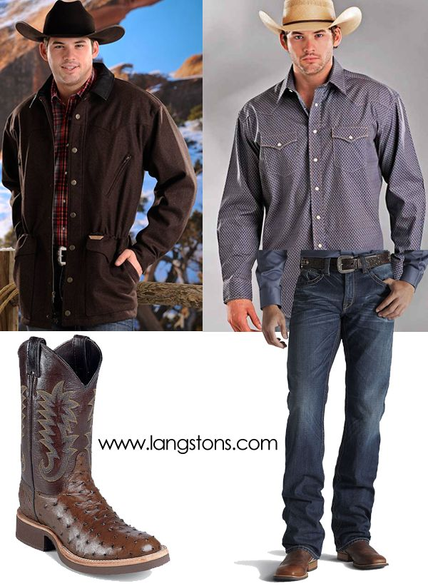 1000  images about Cowboy on Pinterest | Western boots Men&39s