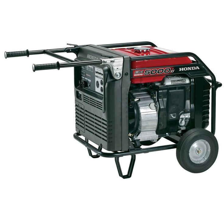 Check out the Honda Generator EM5000iS httpharborpowerhousecom