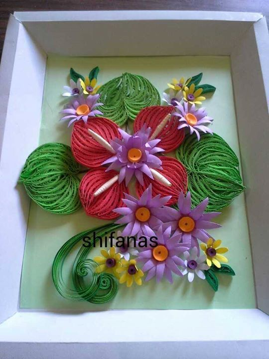 Amato 624 best Quilled framework images on Pinterest | Quilling flowers  FI88