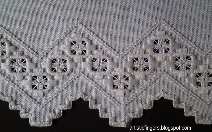 artisticfingers: Hardanger Embroidery                                                                                                                                                                                 More