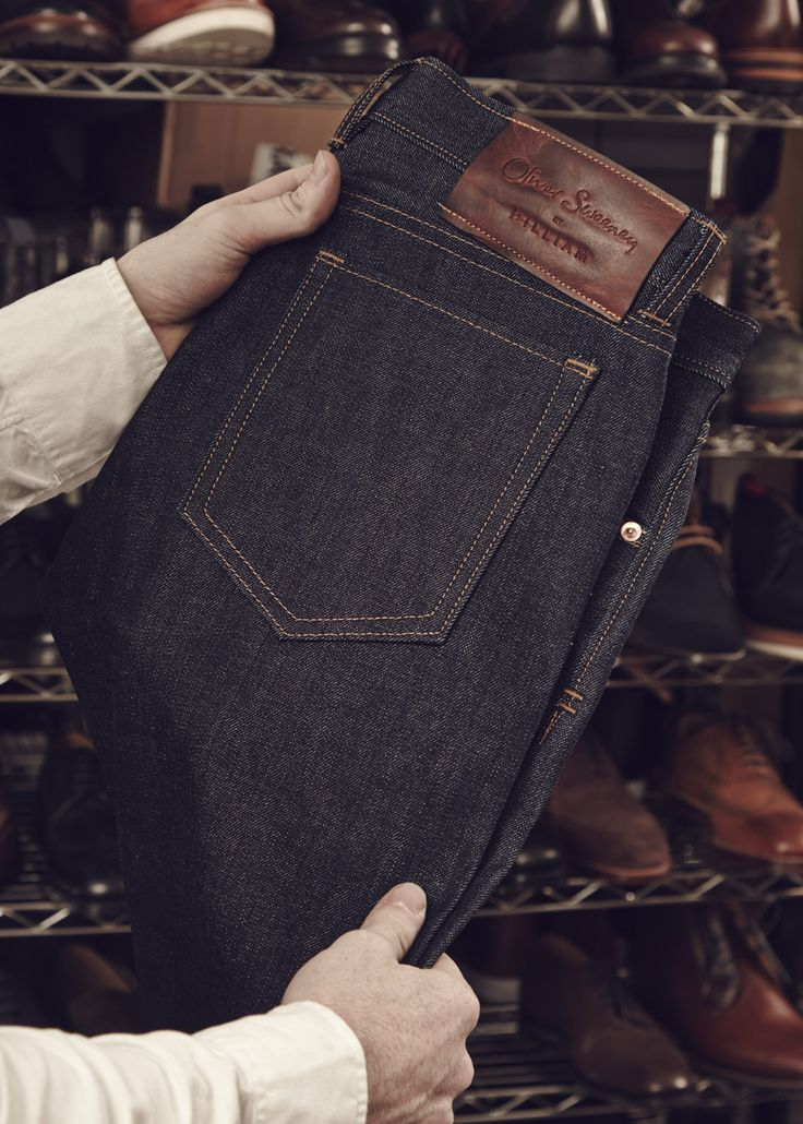 Oliver Sweeney x Billiam Jeans
