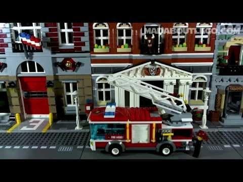 LEGO CITY FILMS 1 - YouTube