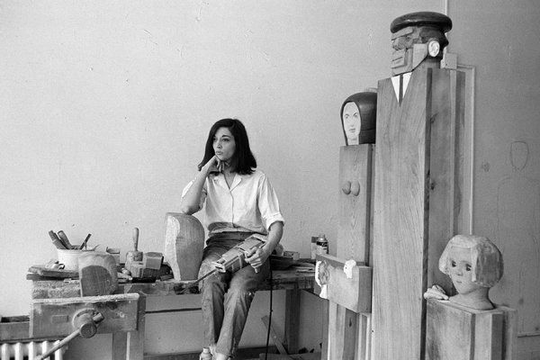 Marisol, an Artist Known for Blithely Shattering Boundaries, Dies at 85 - NYTimes.com
