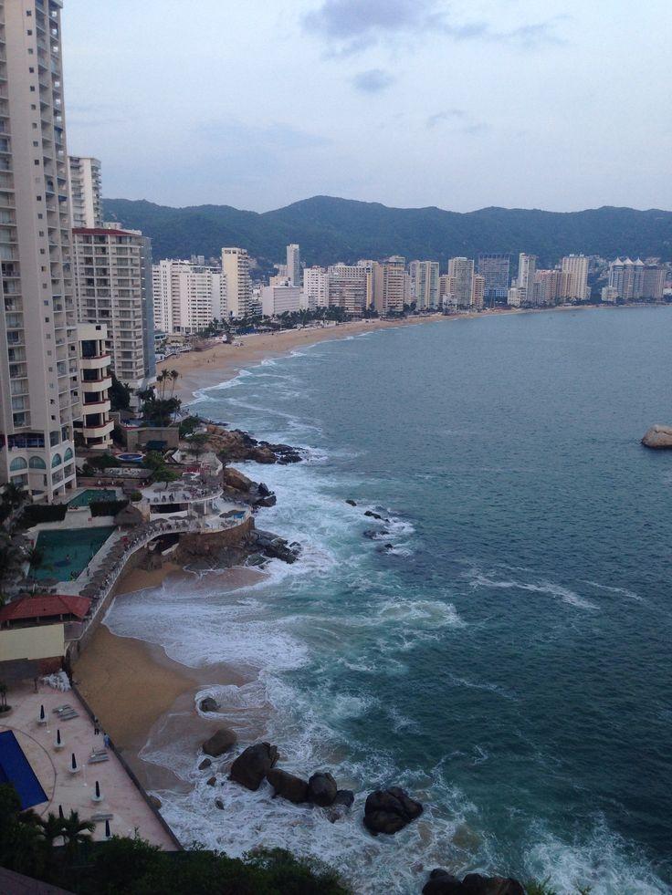 Acapulco desde mi balcón