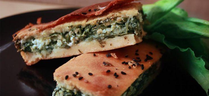 Μπατσαριά Ηπειρώτικη  #pies #recipes #πίτες #συνταγες #συνταγές