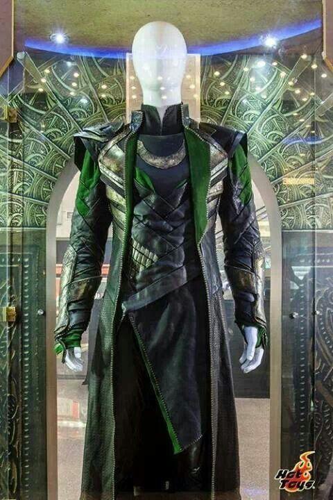 Loki costume.  I want to crawl inside that so bad.... I may have an addiction.