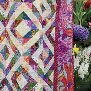 97 Best Images About Jeweltone Quilts On Pinterest Batik