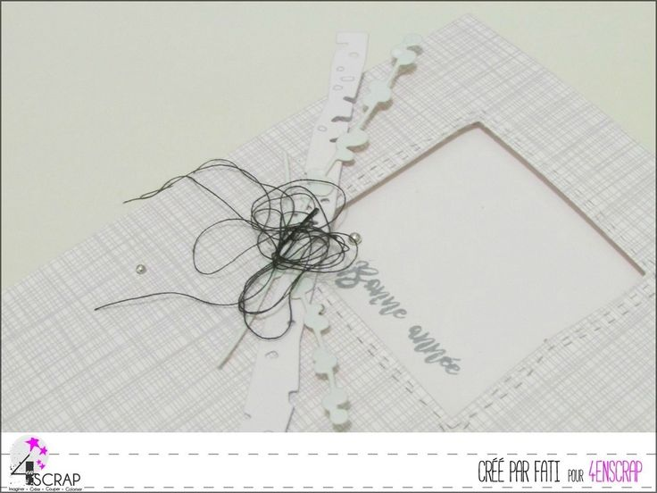 "Fati: Tampons et matrices de coupe (dies) #4enSCRAP ""Little things"""