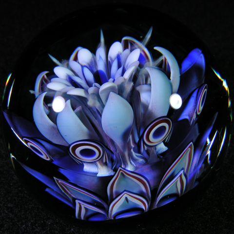 Marble by Yoshinori Kondo. 2008? Flame-worked glass.