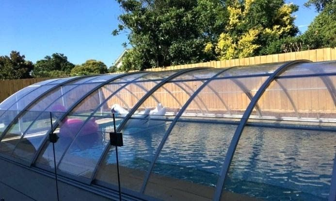 Swimming Pool Enclosures Residential How Much Does The Swimming Pool Enclosures Residential Pr Swimming Pool Enclosures Pool Enclosures Pool Screen Enclosure
