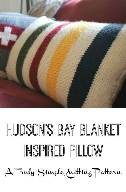 Knitting Pattern For Hudson Bay Blanket : 59 best canada love images on Pinterest Hudson bay ...