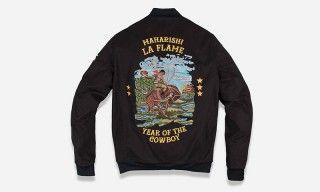maharishi Is Releasing Travi$ Scott's Custom 'Rodeo' Jacket