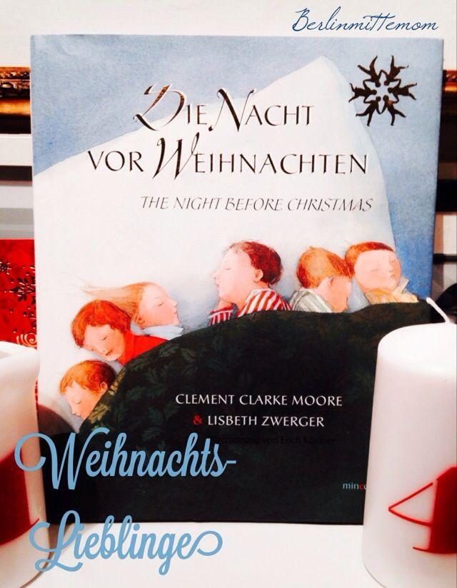 Weihnachtsbücher für Kinder: Die Nacht vor Weihnachten   berlinmittemom.com