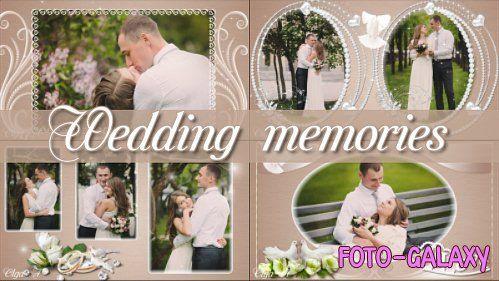 Свадебный проект для ProShow Producer - Свадебные воспоминания