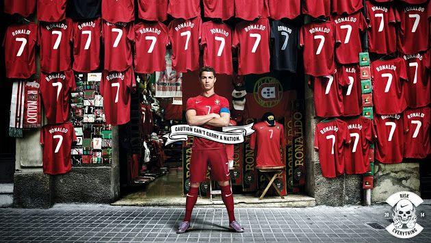 Cristiano Ronaldo - Team Portugal