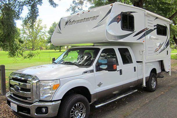 Adventurer Camper Buyers Guide Best Truck Camper Slide In Truck