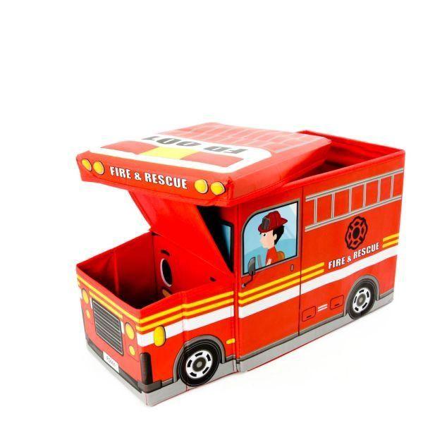 Jual beli KOTAK PENYIMPANAN BENTUK MOBIL PEMADAM di Lapak Rijal - rijal6683. Menjual Tempat Penyimpanan & Organizer - Kotak Penyimpanan Serbaguna Mobil Pemadam Kebakaran menghadirkan solusi praktis untuk menyimpan berbagai benda.  Kotak ini memiliki bentuk unik dengan motif animasi mobil pemadam kebakaran, sehingga cocok untuk anak-anak.  Di dalamnya terdapat tempat cukup luas untuk menaruh barang seperti buku, mainan, atau aksesoris.  Selain dapat menyimpan berbagai perlengkapan, kot...