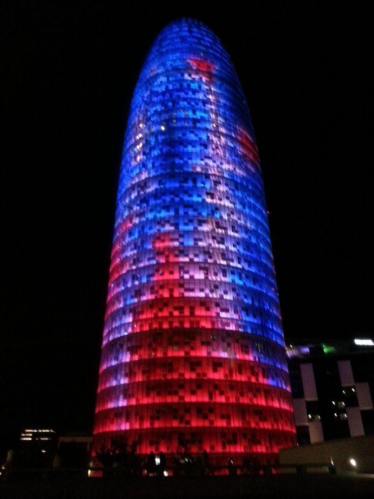 바르셀로나 아그바 타워