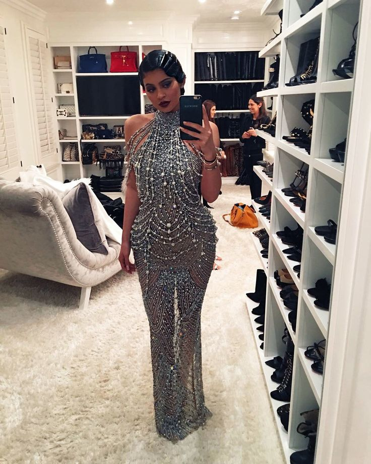 Tour Of Kylie Jenners Glam Room
