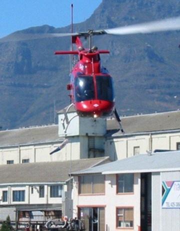 Civair Hopper Helicopter Flight - CTNFrom  R 1350.95