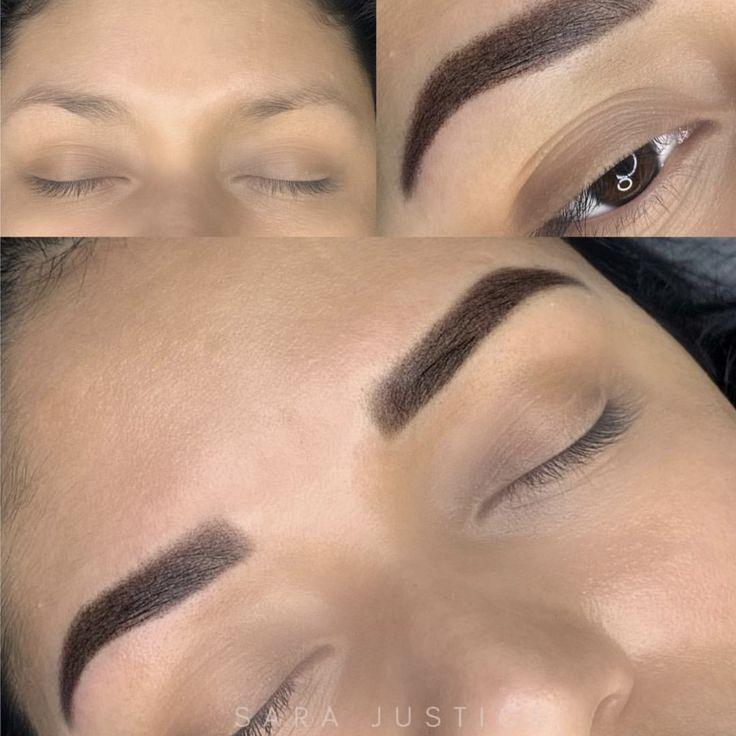 3D Eyebrow Tattoo in Fulton County, GA | Looks e Look