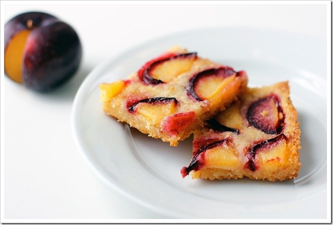 plum hazelnut shortbread + tons of other yummies!
