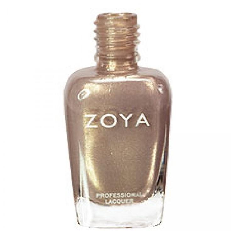 Zoya #NailPolish   Jules #Socialbliss