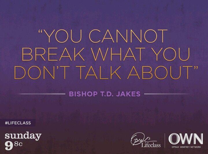 Bishop T.D Jakes