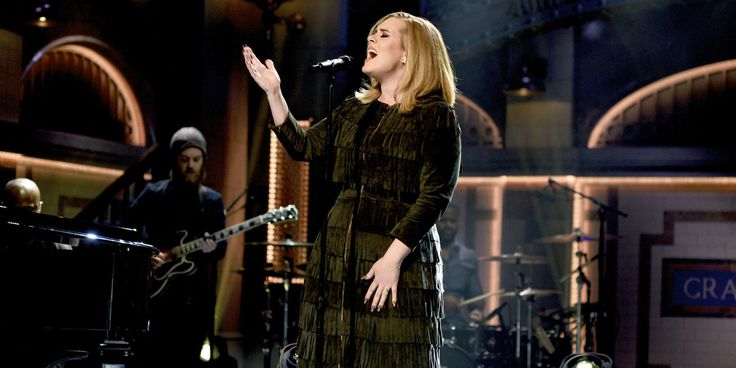 Listen to the Isolated Vocals from Adele's SNL Performance  - HarpersBAZAAR.com
