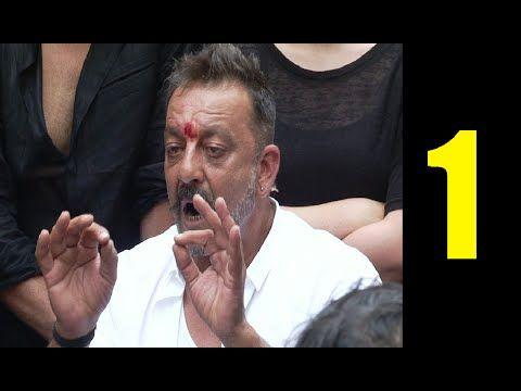 Sanjay Dutt's UNCUT interview after release from Yerwada Jail   PART 1