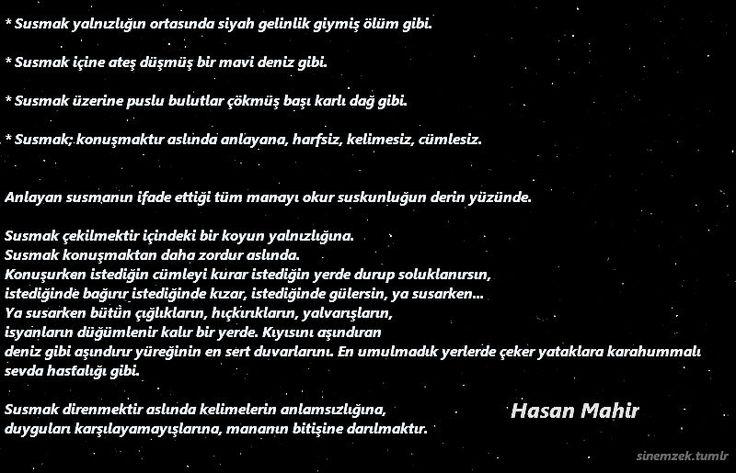 * Hasan Mahir
