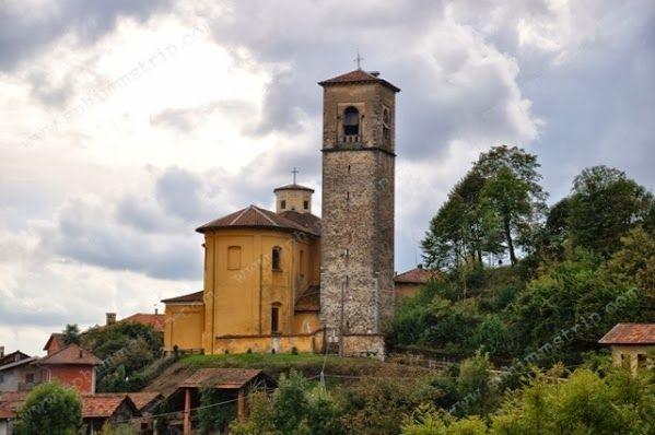 chiesa, san, bernardo, duomo, montagna, ailoche, biella, piemonte, explorebiella, exploreailoche http://sphimmtrip.blogspot.it/2013/10/ailoche-il-racconto-della-guida.html