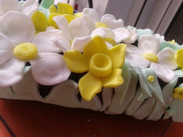 Τουρτα λουλούδια του αγρου