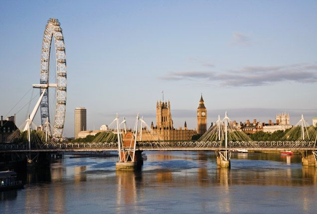 Between England's historical sites and its renowned theatre district, there's plenty to do while honeymooning in London. Buckingham Palace, the Tower of London and Westminster Abbey, where Kate and Wills wed in 2011, are only a few of the places you should tour. Don't forget to check out the latest exhibits at Tate Modern and the Victoria and Albert Museum. Of course, antiquing at Portobello Road is a must, as is a visit to Harvey Nichols and the world-famous Harrods. There are two Four ...