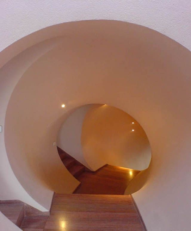 Palais Bulles - Located just 10 kilometers outside of Cannes, France, is Palais Bulles, a bubble-shaped house designed by architect Antti Lovag. Description from pinterest.com. I searched for this on bing.com/images