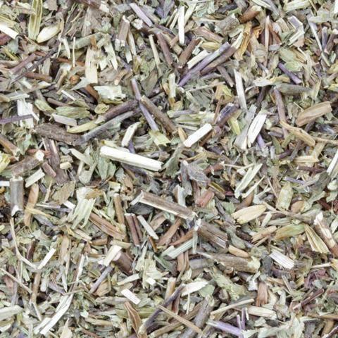 """Ogentroost, de naam van het kruid geeft het gebruik van deze oude geneeskrachtige plant al aan: gebruikt als spoeling of met omslagen van de thee helpt ogentroost bij verschillende oogaandoeningen. """"Gebrouwen tot een kruidenthee en gedronken, verheldert Ogentroost de geest en versterkt het het geheugen."""""""