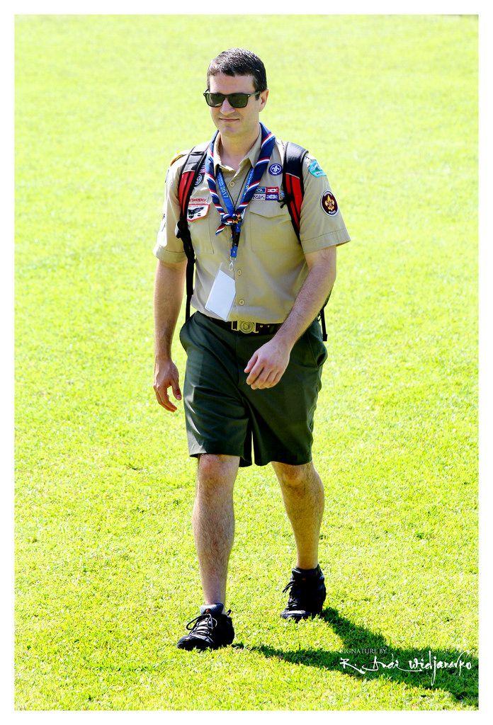 Andy Chapman - Scout of America APR Scout Leader's Summit Bali, 21-25 April 2017 Photo by R. Andi Widjanarko #ISJ003 #RAW1969