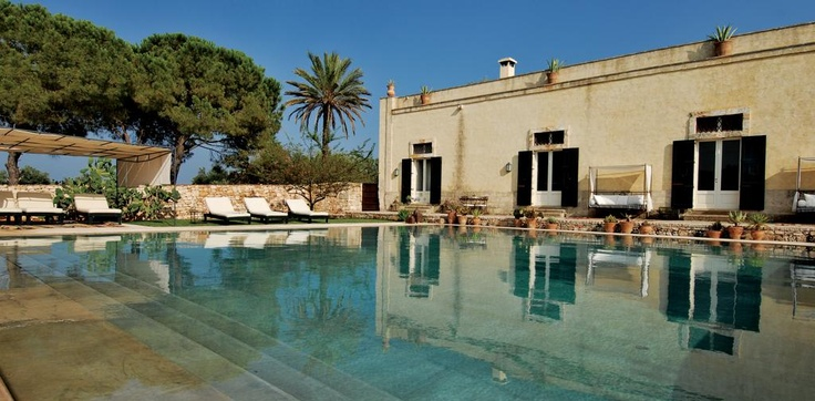 Luxury Holiday Villas in Puglia, Italy, 2012/2013, Exclusive to Think Puglia