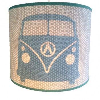 Hanglamp auto silhouette