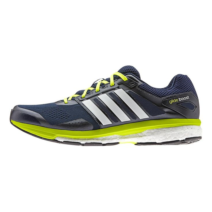 Make every run feel more smooth and effortless than ever before in the newly updated Mens adidas Supernova Glide 7 Boost running shoe