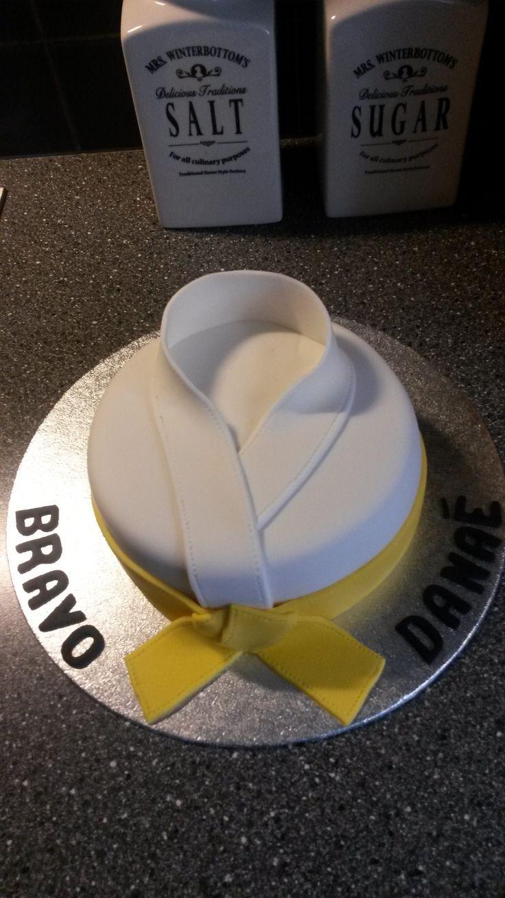 Karaté Cake