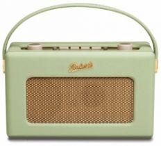 r250leafgreen Roberts Radio R250 Leaf Green