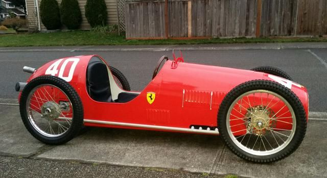 Post war Persuasion : CycleKart Tech Forum : CycleKart Forum : The CycleKart Club
