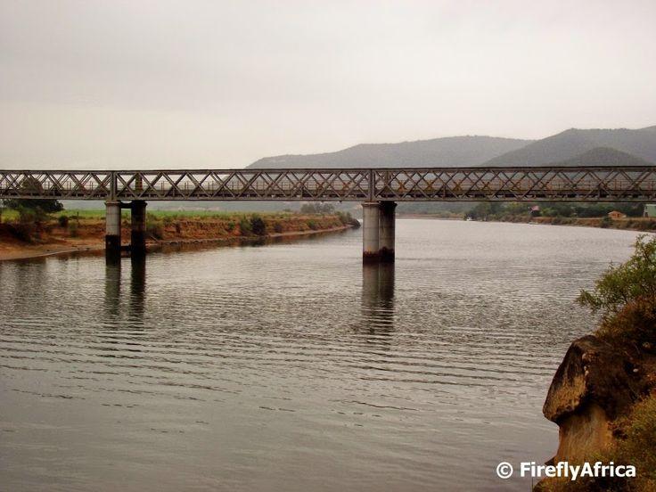 The Old Bridge to Jeffreysbay