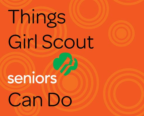48 best girl scout grade levels images on pinterest girl scout things girl scout seniors can do volunteer resource page solutioingenieria Choice Image
