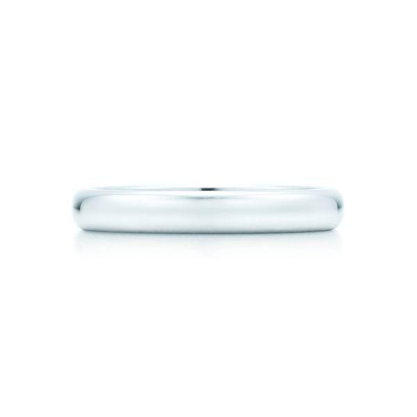 ルシダ ウェディング バンドリング(3mm) - Tiffany & Co.(ティファニー)の結婚指輪(マリッジリング)結婚指輪はどこで買う?ティファニーのマリッジリングの参考一覧♡