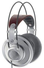 AKG 701 Open Back Headphones http://ehomerecordingstudio.com/open-back-studio-headphones/